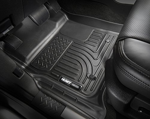Buy floor liners like weathertech
