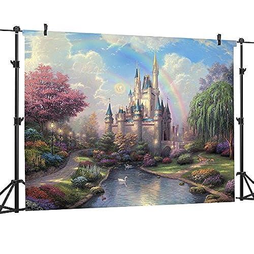 Castle Backdrop For Party Amazon Com