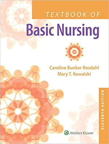 Textbook of basic nursing 9781496375520 medicine health science textbook of basic nursing workbook edition fandeluxe Image collections