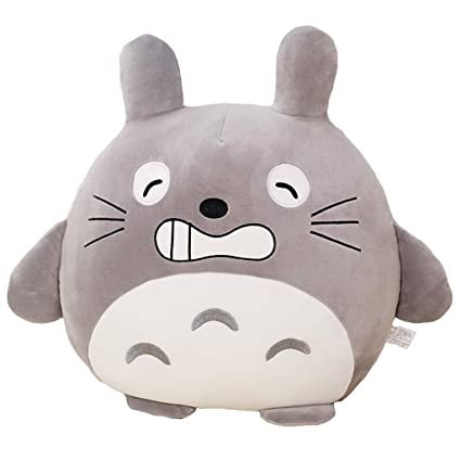Amazon.com: Zhijie-wanju Cute Totoro Plush Doll Jumbo Giant ...