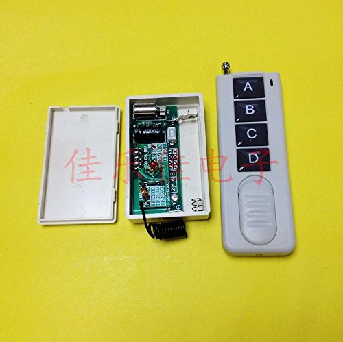 1 pcs lot 433mhz key Wireless remote control vibrator reminder by Unknown