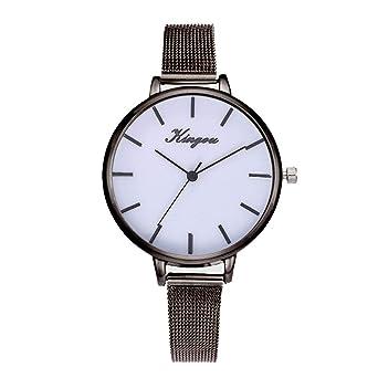 POJIETT Comprar Relojes Mujer Marca Relojes de Pulsera de Moda ...