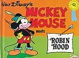Mickey Mouse Meets Robin Hood, Walter Elias Disney, 089659176X