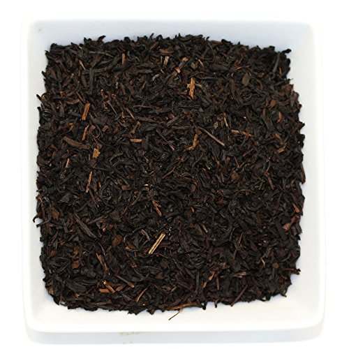 Tealyra - Tarry Lapsang Souchong - Taiwanese Smoked Black Loose Leaf Tea - Smoky Deep and Inimitable Aroma - Caffeine Medium - 110g (4-ounce) ()