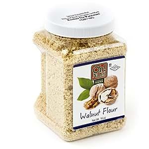 Amazon.com : Flours & Meals 1 LB Jars - Oh! Nuts (Ground