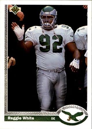 1991 Upper Deck Football Card #148 Reggie White