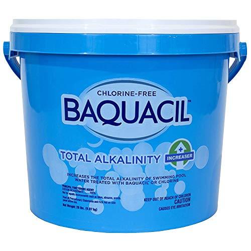 Baquacil 84482 Total Alkalinity Increaser Swimming Pool Chemical, Balancers, Clear ()