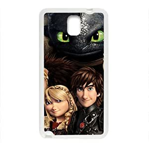 Cool-Benz How to Train Your Dragon Phone case for Samsung galaxy note3