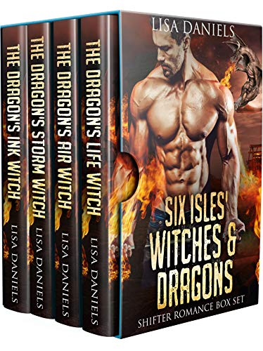 Dragon Witch - Six Isles' Witches and Dragons Shifter Romance Box Set
