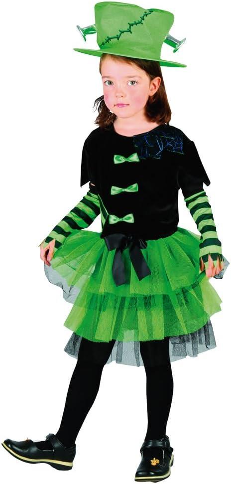 Disfraz Niña Hija de Frankenstein Talla M: Amazon.es: Juguetes y ...