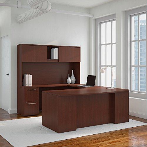 Bush Business Furniture Office Suite 300S041CS, Harvest Cherry by Bush Business Furniture