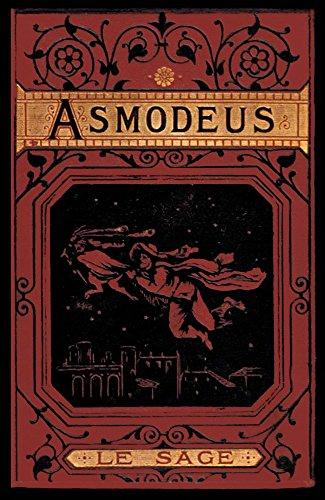 Asmodeus (Illustrated)