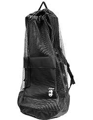 Armor Heavy Nylon Mesh Backpack Bag (#28DLX)
