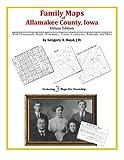 Family Maps of Allamakee County, Iowa