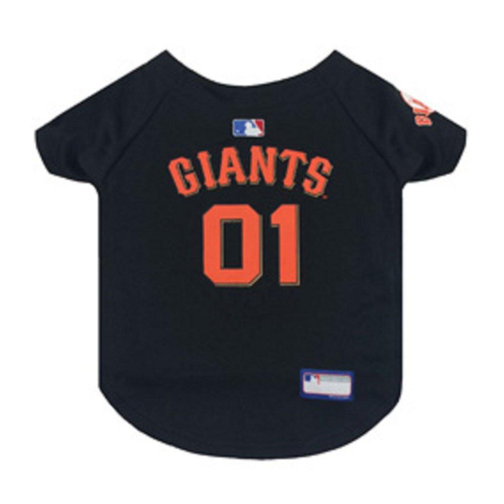 MLB San Francisco Giants Dog Jersey DOGGIE NATION.COM 1288-849790013469-L