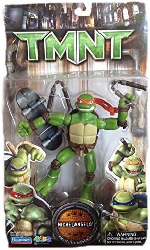 Amazon Com Teenage Mutant Ninja Turtles Movie Figure