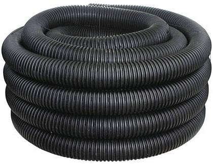 3in.Dia Corrugated Drainage Pipe 100ft.L
