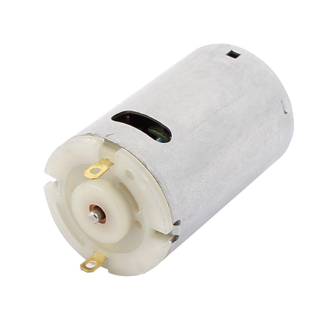eDealMax DC 7V-12V 18000rpm Micro Motor DC Para juguetes de Control remoto del Robot de coches piezas de bricolaje: Amazon.com: Industrial & Scientific