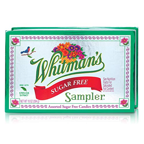 Whitman's Sampler Sugar Free, 10 oz. ()