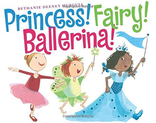 Princess! Fairy! Ballerina! pdf epub