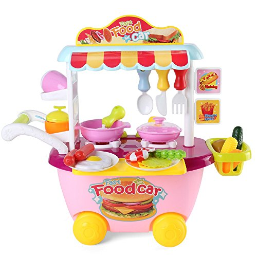 Early Education Children's Food Play Set