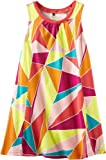 Tea Collection Girls 7-16 Bo-Kaap Trapeze Mini Dress, Fruit Punch, 8 image