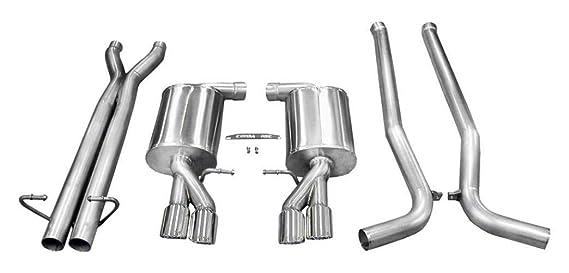 Twin Turbo Exhaust Manifold