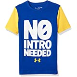 Under Armour Boys' No Intro Needed T-Shirt
