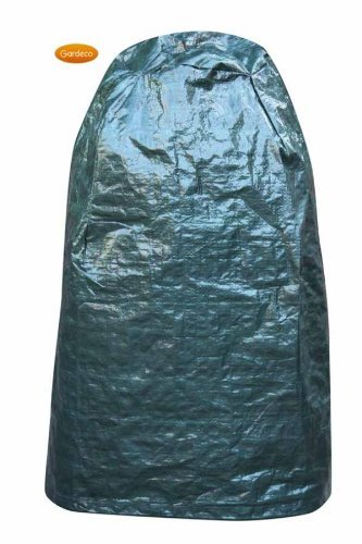 Extra Large Extra Wide Waterproof Chimenea Cover Max 75cm x 53cm HomeAndGarden.UK