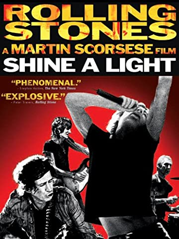 Shine A Light - Mick Jagger Band