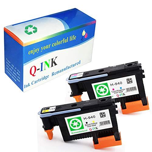 or 940 Printhead Long-Life Premium BK/Y C4900A C/M C4901A (Printhead 2PK: BK/Y C/M) ()