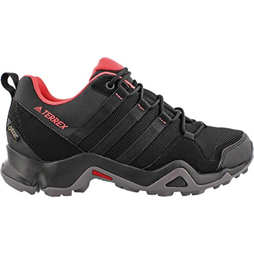 Adidas Sport Performance Women's Terrex AX2R Gore-Tex Hiking Sneakers, Black Textile, Rubber, 11 M by adidas