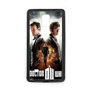 Samsung Galaxy Note 4 Phone Case pattern Doctor Who