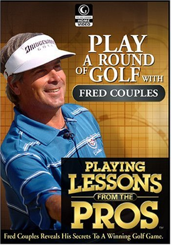 Golf Channel - Playing Lessons From The Pros: Fred Couples