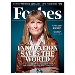 Forbes, December 5, 2011 Periodical