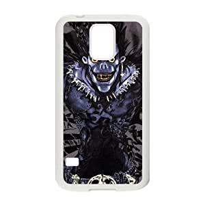 Samsung Galaxy S5 Cell Phone Case White Death Note jpou