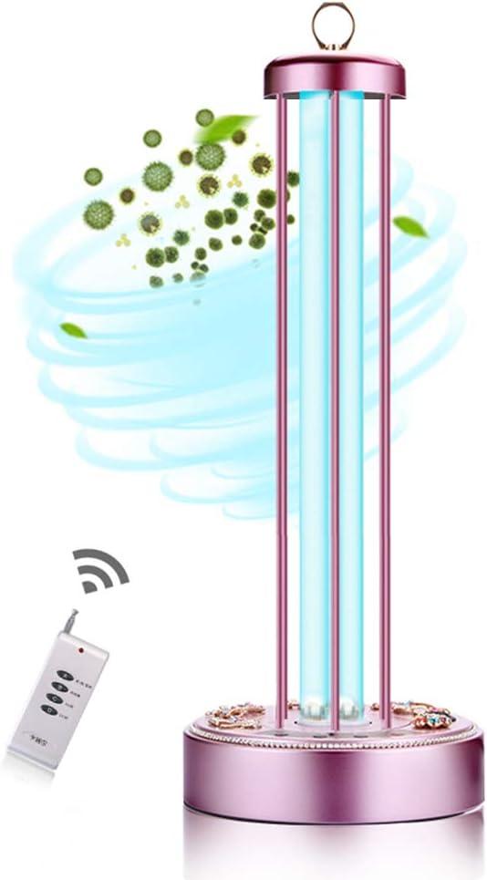 220V purificador de aire UV-C móvil habitación esterilizador de ...