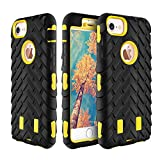 Best Aerb iPhone 6 Plus Cases - iPhone 7 Case,TACOO Flexible TPU and Hard PC Review