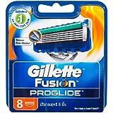 Gillette Gillette Fusion ProGlide Manual Men's Shaving Razor Blade Refill, 8 Pack, Mens Razors/ Blades, 8 Pack8 count