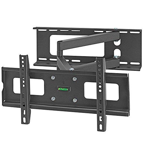 Cmple - Heavy-Duty Full Motion Wall Mount for 32-55 LCD/LED TV's [並行輸入品]   B07DZHY5Q5