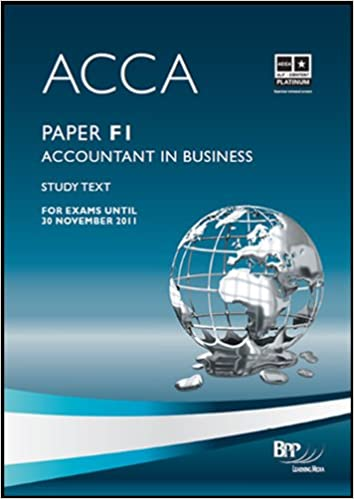 Download} becker professional education acca / fia f1 / fab.