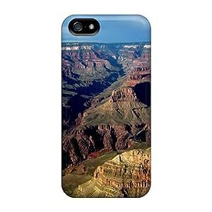 Excellent Design Canyon Phone Case For Iphone 5/5s Premium Tpu Case