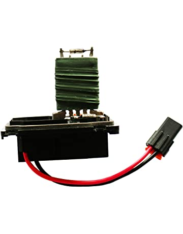 S-Union Heater A/C AC Blower Motor Resistor Replacement for Buick Chevy Oldsmobile