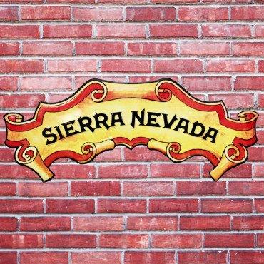 Sierra Nevada grapadora de cerveza de Metal Sign