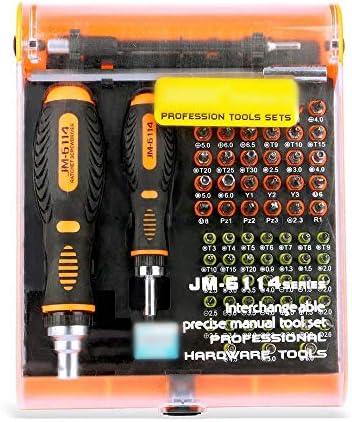 LilyAngel 1電動工具ギフト修理精密ドライバーツールキットには家庭用工具セット73個
