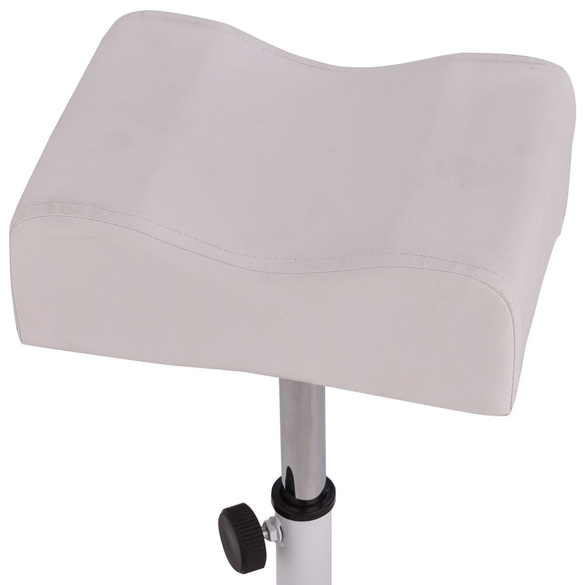 Simply Silver - Adjustable Pedicure - White Adjustable Pedicure Manicure Technician Nail Footrest Salon Spa Equipment by Simply Silver (Image #6)