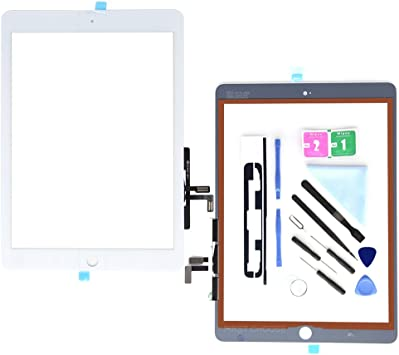 A1822 A1823//Air USA Replacement Touch Digitizer for iPad 5th Gen 2017 Ver