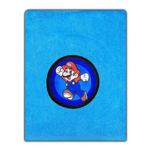 Nintendo Super Mario World The Game Continues Bath Towel