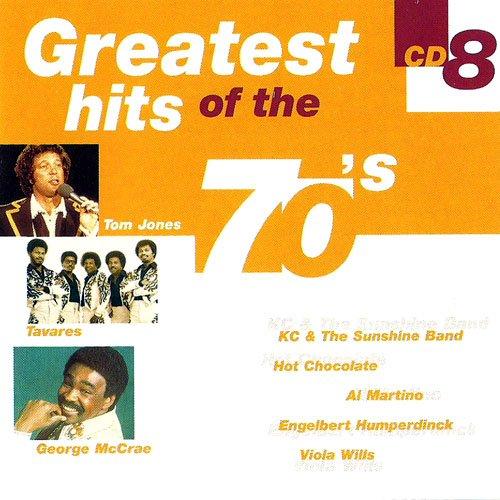 (Tollste Hits aus den Siebzigern (CD Compilation, 18 Tracks))