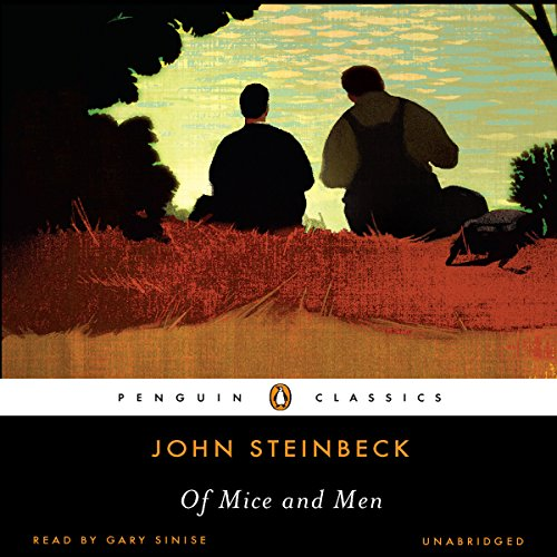 Book cover from Of Mice and Men (Penguin Audio Classics) by John Steinbeck